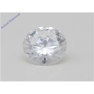 Round Cut Loose Diamond (1.42 Ct,D Color,Si2(Enhanced) Clarity) Igl Certified