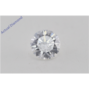Radiant Cut Loose Diamond (0.55 Ct, G Color, SI1 Clarity) GIA Certified