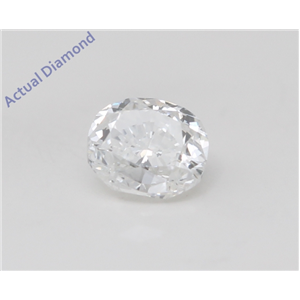 Cushion Cut Loose Diamond (0.57 Ct, G Color, VS2 Clarity) GIA Certified