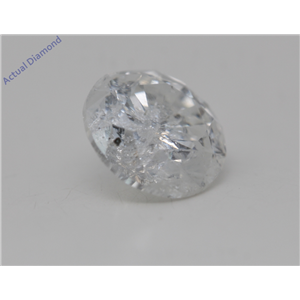 Round Cut Loose Diamond (1.92 Ct, E Color, I1 Clarity) IGL Certified