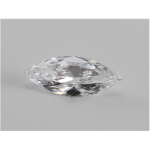 Marquise Cut Loose Diamond (0.46 Ct, D Color, VS1 Clarity) GIA Certified