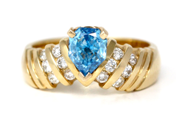 Diamond jewelry and diamond jewelry design
