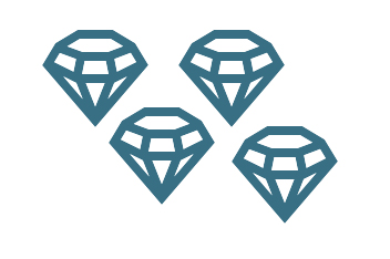 General information about diamonds